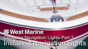 Navigation Light Requirements For Small Boats Know Which Navigation Lights Are Required For Your Boat