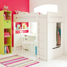 bunk bed with desk ikea prepac white double queen bookcase headboard size loft beds for s