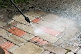 what is the best way to clean pavers