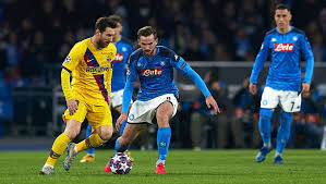 Head to head statistics and prediction, goals, past matches, actual form for champions league. Government Recommends Barcelona Vs Napoli To Be Played Behind Closed Doors Due To Coronavirus Fears 90min