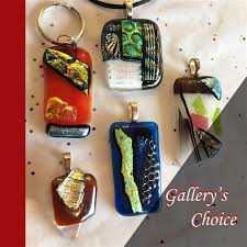 fused glass pendant class all that glitters groupon livingsocial local gallery s choice