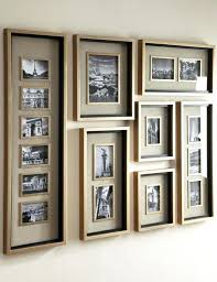 collage frame set photo large wooden frames best picture images on template intended a mainstays
