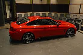 BMW 3 Series bmw 435i xdrive m sport : Red BMW 435i Coupe M-Sport Drops By Abu Dhabi Dealership | BMW ...