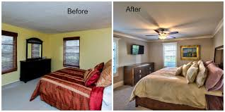Bedroom Imposing Remodel For Before And After Palm Brothers