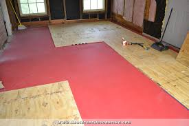 breakfast room suloor install plywood suloor over concrete slab using suloor adhesive and a ramset