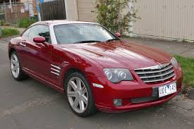 chrysler crossfire srt6. chrysler crossfire srt6 t