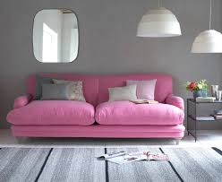 Pink Sofa Fabric NHfirefightersorg The Perfect Pink Sofa