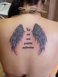 Tetování Nápisy Tetování Galerie