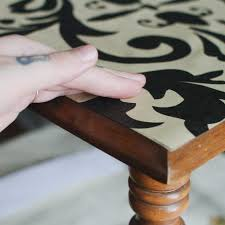 decorate furniture. How To Use Wallpaper Decorate Furniture T