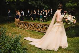 A Margo Stankova Gown For A Glamorous Black Tie Country House