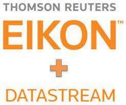 Soooo Much Great Data Thomson Reuters Eikon Datastream Now