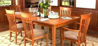 cherry dining table. Solid Cherry Dining Table Kitchen Furniture Category Image Shaker Dashing Tables Woods