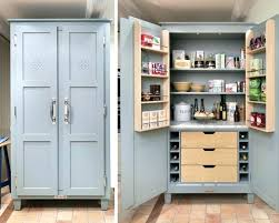 floor standing corner cupboard large size of in cabinet fantastic closet broom kitchen microwave