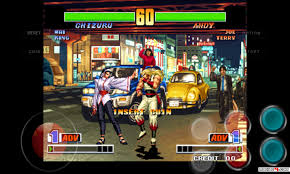 the king of fighters '98 full HD