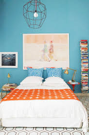 Orange And Blue Bedroom 17 Best Ideas About Bright Blue Bedrooms On Pinterest Blue
