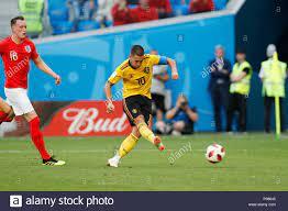 Saint Petersburg, Russie. 14 juillet, 2018. Eden Hazard (BEL)  Football/soccer : la Russie Coupe du Monde