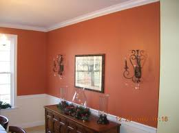 Small Picture Best 25 Orange dining room paint ideas only on Pinterest Orange