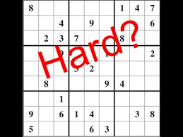 Sudoku Puzzel Solver How To Solve Sudoku Puzzles In Less Than 1 Minute Youtube