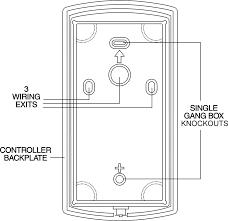 iei prox padtm proximity reader keypad access control installation Prox Keypad at Iei Prox Pad Wiring Diagram