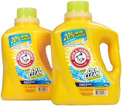 Emergency Laundry Detergent Substitutes