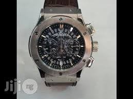 men s hublot watches in ia for â–· price online on jiji ng sliver hublot watch bigbang for men