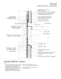 ... 29 treated plywood residential eifs details- wood framed deck- cross  section ...