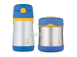 <b>Термос Thermos Kids Set</b> B3000 + BS535 BL, цена 145 руб ...
