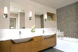 bathroom sconce lighting modern. Bathroom Sconce Height Wall Lamp For Sconces Lights Awesome Modern Design Home Improvement Shows Near Me Lighting I