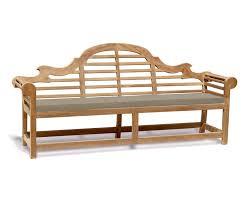 Lutyens Garden Bench Cushion Outdoor Patio Furniture Cushion