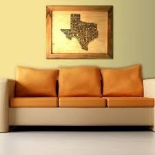 texas wooden framed word art rustic wall text art man cave wood sign custom texas map on personalized wood wall art with shop wood word wall art on wanelo
