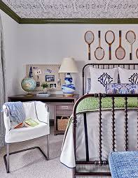 Home And Garden Interior Design Delectable Room We Love An 48YearOld's New Bedroom Home Garden