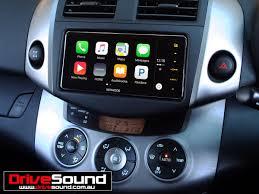Toyota RAV4 with Apple CarPlay installed by DriveSound. | Apple ...