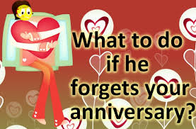 Anniversary Quotes For Her Beauteous What To Do If He Forgets Your Anniversary