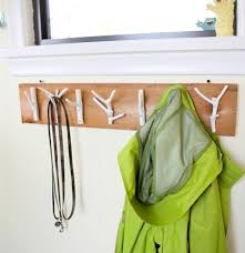Do It Yourself Coat Rack Roundup 100 Creative DIY Wall Hook and Coat Rack Projects Curbly 68