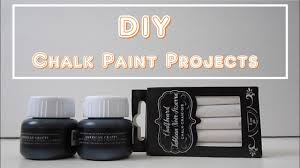 diy chalk paint projects how to start someone s day
