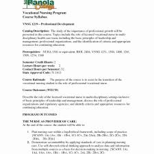 Licensed Practical Nurse Resume Template New Graduate Licensed Practical Nurse Resume Template Awesome Lvn 9