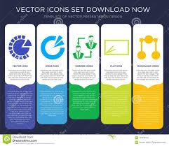 Data Analysis Pie Chart Interface Infographics Design Icon