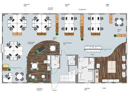 office layout. 2d Office Layout Plans