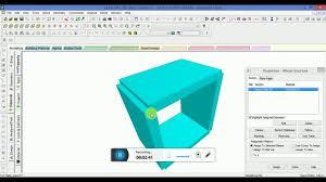 Bridge Design In Staad Pro Design Modelling Of Rcc Box Culvert In Staad Pro V8i Easy Method