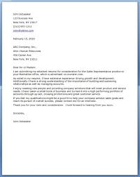 sales cover letter examples resume downloads example of resume and cover letter