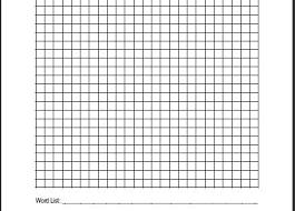 blank crossword puzzle grids printable printable blank crossword puzzle grid