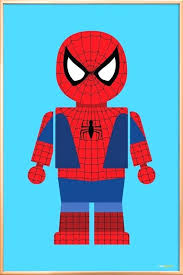 spiderman picture frames home wall art posters in aluminium birthday photo spiderman picture frames