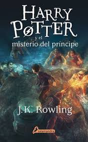 harry potter y el misterio del príncipe i j k rowling i salamandra harry potter book coversharry