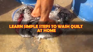 QUILT | How To Wash At Home In Hindi | Using Industrial Vinegar ... & QUILT | How To Wash At Home In Hindi | Using Industrial Vinegar | Radhe  Radhe Drycleaners Adamdwight.com