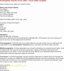 Top Result Awesome Cover Letters For Experienced Teachers Gallery