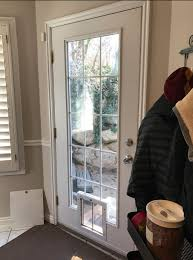 dog doors for french doors. Doors, French Doors With Dog Door Exterior Pre Installed White For