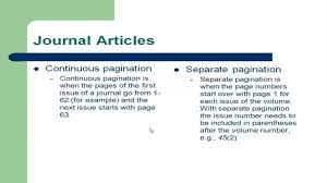 Apa Citation How To Cite Articles