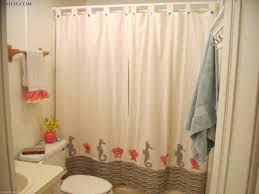 elegant nautical pattern white polyester extra long shower curtain with toilet as decorate in guest bathroom ideas bathroom decorating ideas shower curtain u92 decorating