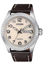 men s watch citizen eco drive brown leather strap bm8530 11x e oro gr citizen watches