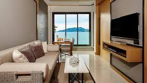 One Bedroom One Bedroom Suite Ocean View Amari Phuket